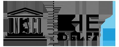 Unesco IHE Delft logo